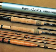Graphite Fly Rods