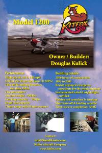 Kitfox Poster