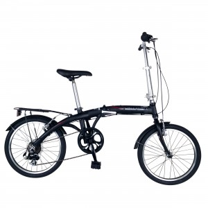Folding Bike, Kane Klassics Edition, 20 inch Micro Bike fits where no other bikes wonder!