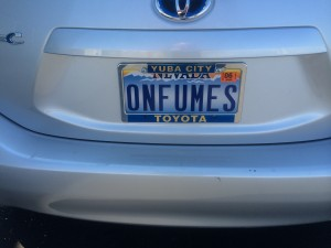 "At 60 plus MPG I think ""ON FUMES"" tells it all."